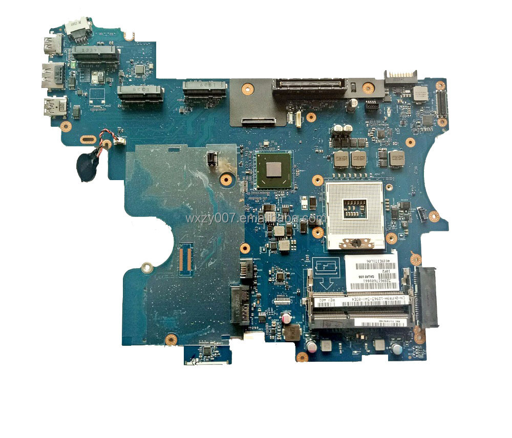 For DELL E6530 Laptop Motherboard Mainboard 0KFR9H KFR9H LA-7761P QM77 Full Tested 100%working фото