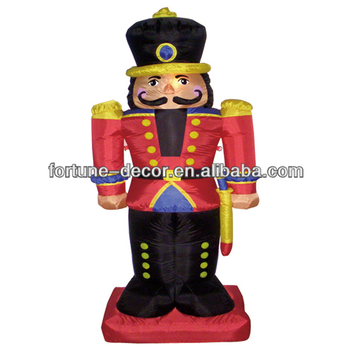 200cm Christmas Inflatable soldier
