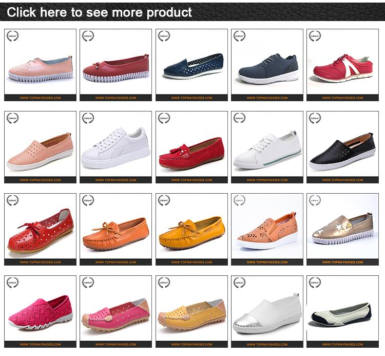 2017 Slip-on Pig Leather Lightweight Wholesale Stock Casual Shoes Woman