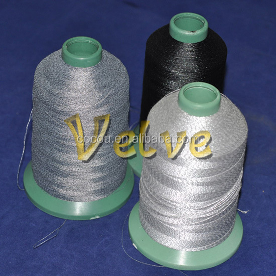 keep electrical conductive sewing thread