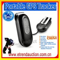 GPS Tracker Cats/Pet GPS Tracker With belt And Free Softare Web Location Service