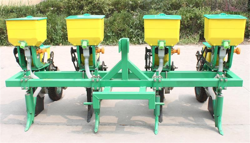 Agricultural Machinery professional corn and soy bean seeder/planter/ fertilizing seeder