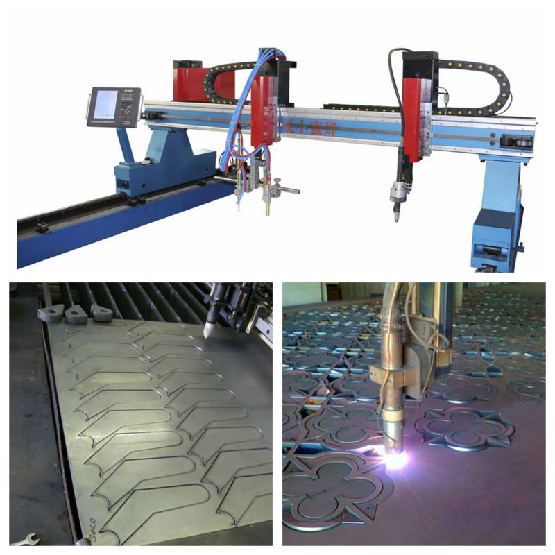 CNC aluminum composite panel cutting machine