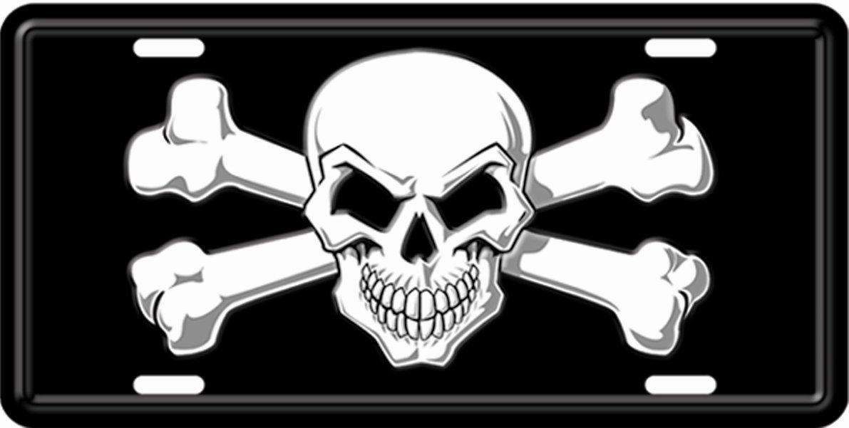 Cheap Skull License Plate Frames, find Skull License Plate Frames ...