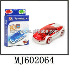 Interesting battery Diy toys car