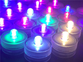 Mini Submersible LED Lights for Crafts
