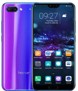 New Arrival Honor 10 5 84 Inch 2280x1080p Honor10 Screen Mobile Phone Octa  Core Face Id Nfc Android 8 1 3400mah Battery - Buy Honor 10,Honor Mobile