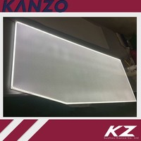 Plastic colorful printing led display panel for oral cleaning