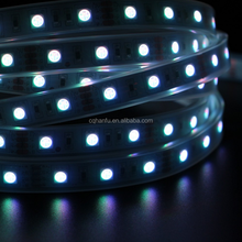 A quality PVC materials SMD5050 60leds/m motorcycle IP67 RGB led strip light