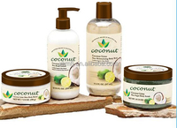 Personal skin care shower gel body lotion body scrub moisturizing cream body care gift set