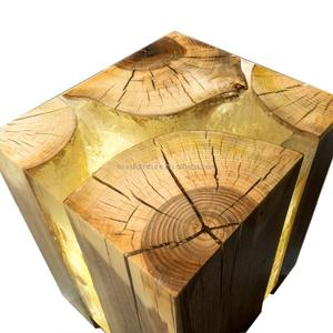 Factory Supply modern wood side table