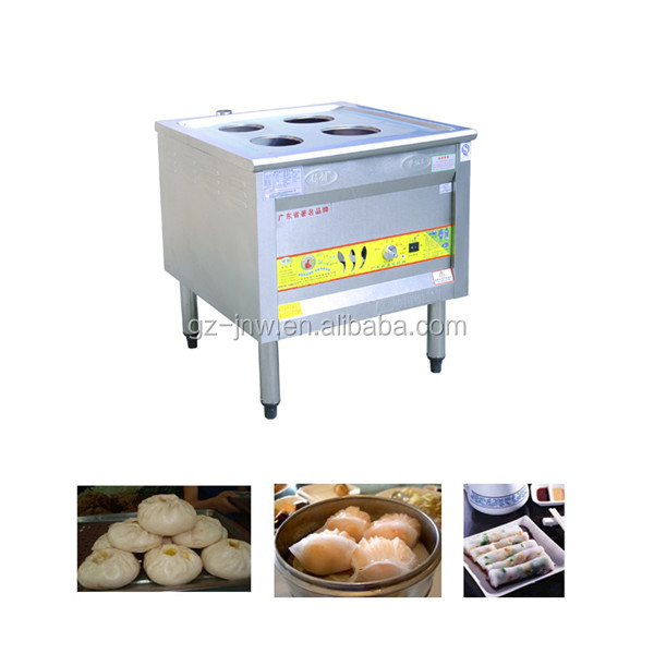 DZY(4) four holes high quality dim sum steamer cooker for dim sum steamer and dumpling steamer