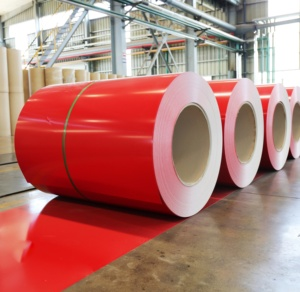 high quality Color Coated Steel Coil PPGI PPGL prepainted galvanized steel coil China Factory Shandong Xinghan Mill