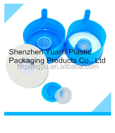 standard 55mm water bottle cap with factory price