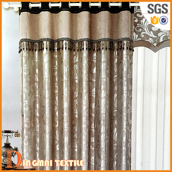 2017 High Quality European Style Office Window Curtains Models
