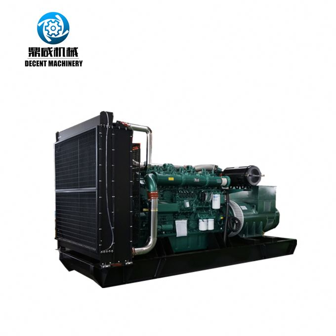 Hospital Diesel Generator 310KW/388KVA with Powerful Cummings Engine and High Efficiency