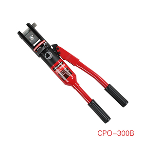 16-300 cable lug CPO-300B automatic safety device manual hydraulic crimping tool