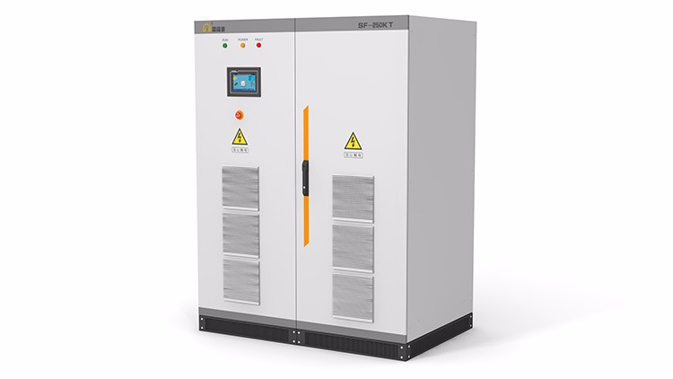 2017 China 175KW Grid Tie Solar inverter for Solar Power System