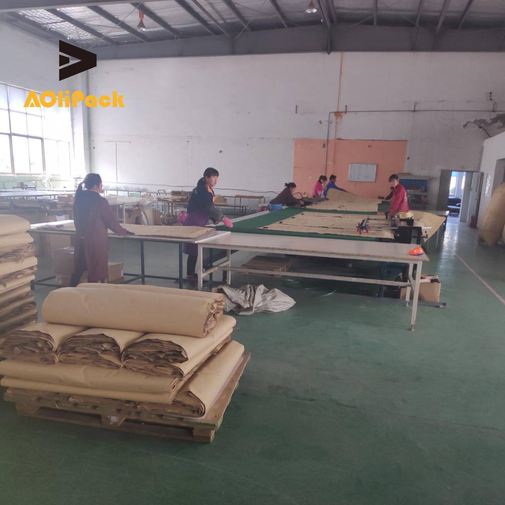 Container Inflation Bag Dunnage Airbags for Container Loading