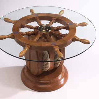 Exceptional Ship Wheel Table, Ship Wheel Table Suppliers And Manufacturers At  Alibaba.com