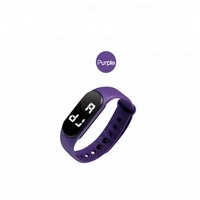 Touch Screen Fitness Smart band Sport Wrist Watch