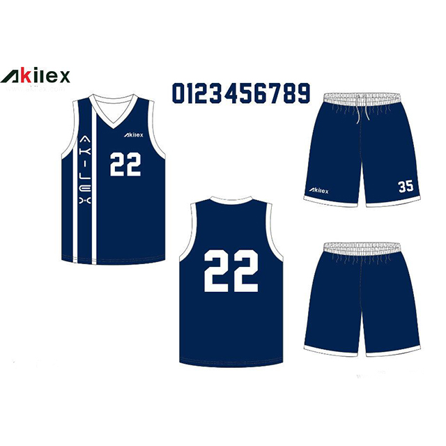 Top benutzerdefinierte Basketball Jersey