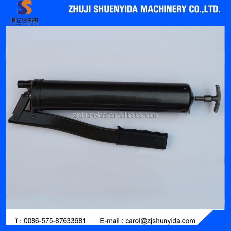 hand operated grease gun 500cc lubrication tools