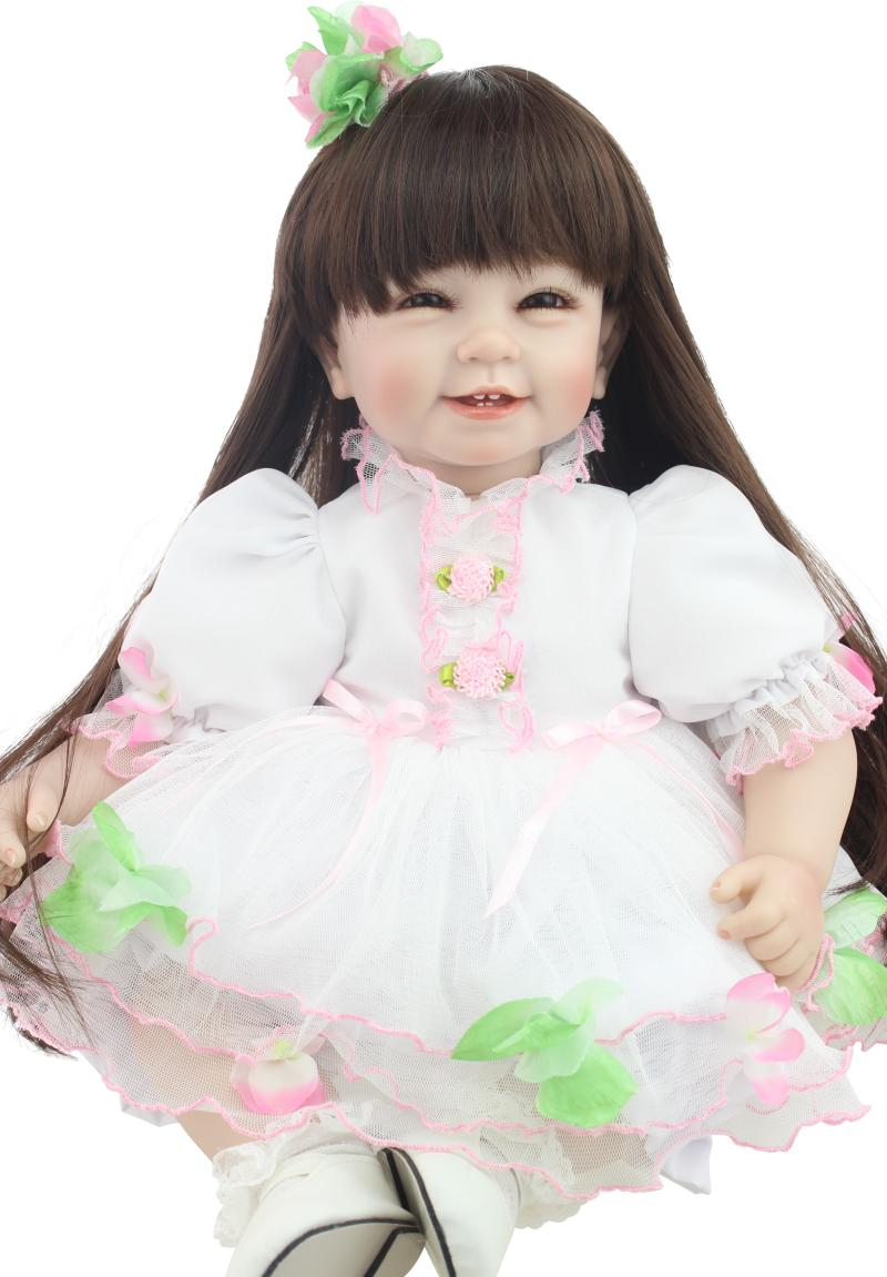 b4733997fc1f Detail Feedback Questions about 52 55CM Reborn Baby Doll Clothes 20 ...