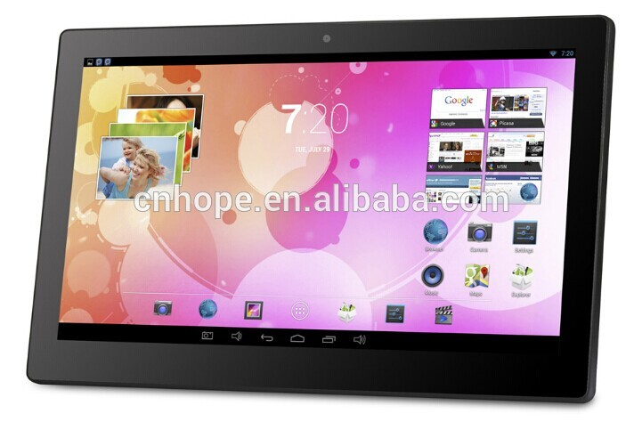 1920x1080 15 inch lcd/ led android ad player