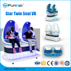 Factory price virtual reality equipments 9D VR motion cinema theater simulator 1/2/3/6 seats for shopping mall