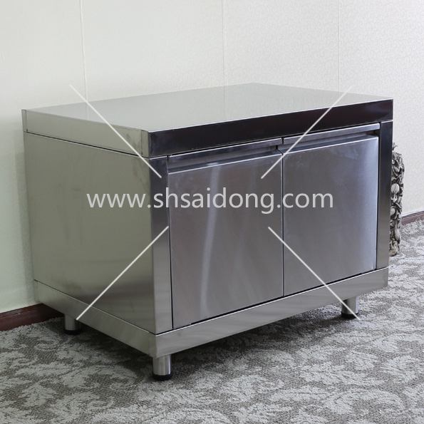 Stainless Steel Outdoor Kitchen Cabinet