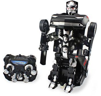 043661a 24g Radio Control Deformasi Robotmobil Simulasi Model