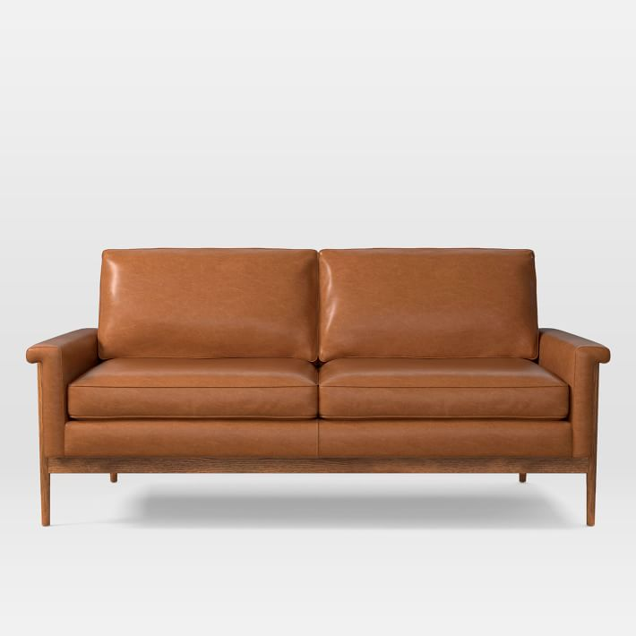 Modern Design Elegant Leather Sofa