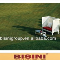 Bisini upholstered bench/working bench (BF10-R416)