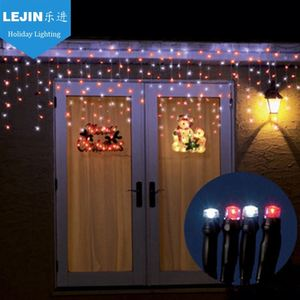Cheap Twinkling Icicle String Lights Falling Snow LED Christmas Lights