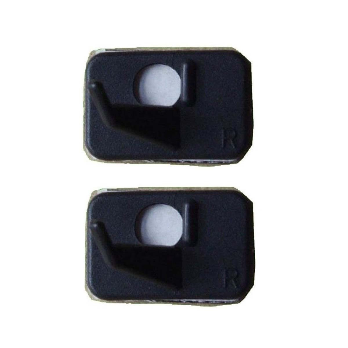 Best-selling Adhesive Archery Arrow Rest Sharp shooter Arrow Rest For Recurve Bow Right Hand 2pack