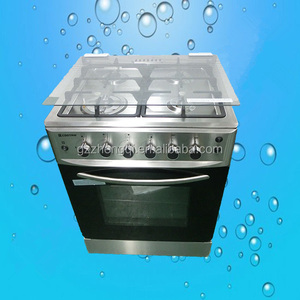 4 Gas Burners Free Standing Gas Cooker with Oven(ZQW-710S)