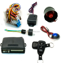 Anti-hijacking universal remote keyless entry wireless giordon car alarm system