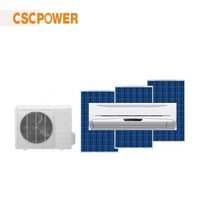24000btu solar air conditioner system home