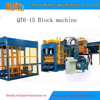 CHINA WANTE MACHINERY Hot sale concrete block machine production line in Tunisia