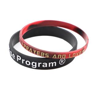 Egypt Silicone Kids Tracker Snake Snap Bracelet/wristband (lfgb/fda)