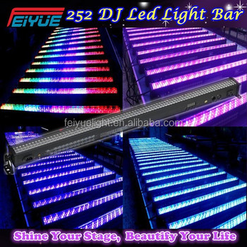 Stage lighting equipment 3 rows 28 sections 1 meter 25210mm dj led stage lighting equipment 3 rows 28 sections 1 meter 25210mm dj led light bar aloadofball Image collections