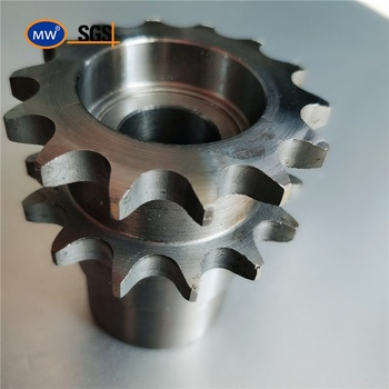 Double Single Sprocket - Buy Double Single Sprocket,Double Row  Sprocket,Double Chain Sprocket Product on Alibaba com