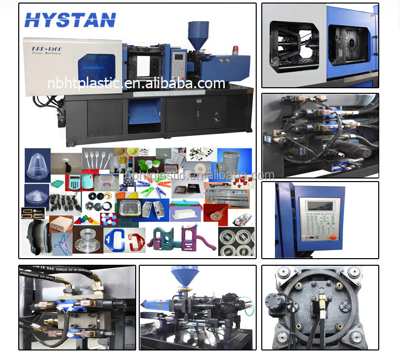 150tons plastic injection molding machine