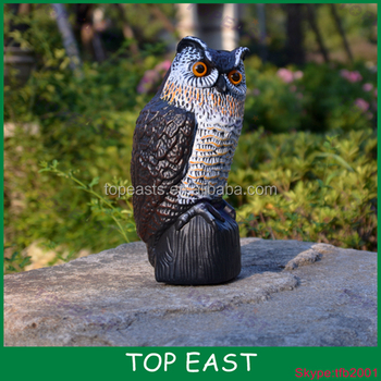 Superbe Low Cost High Quality Garden Defense Owl Owls To Scare Pigeons