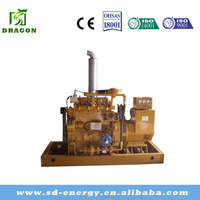 China suppliers natural gas generator set price list generator gas