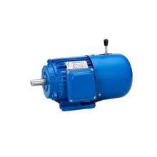 China brand 380v,50hz,1.5kw electric motor three phase asynchronous motor