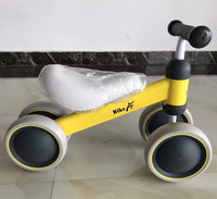 2016 New Model Three Wheel Steel Frame Royal Baby Balance Bike, Kids 3 Wheel Bicycle, Kids Balance Bike