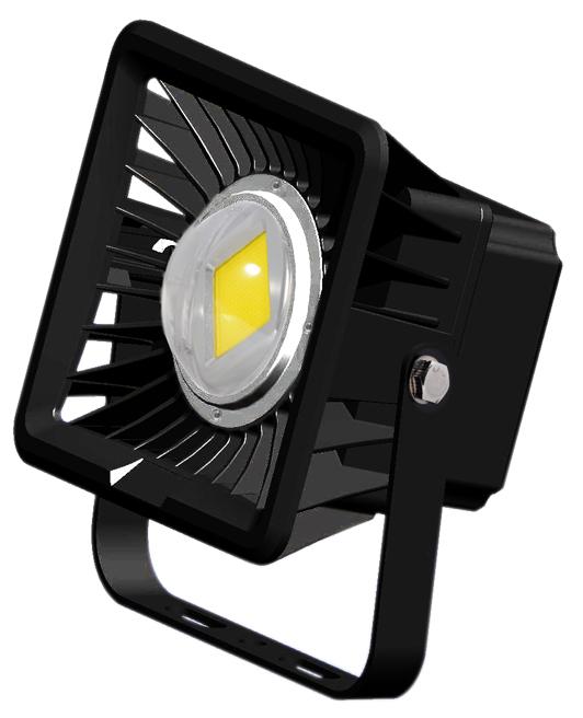 Focos led 10w led 10w lampara luz blanca para exterior for Luz de led para exterior