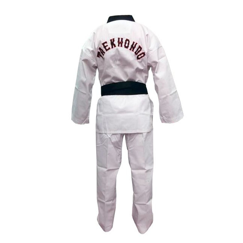 GRAND MASTER Taekwondo Dan Uniform WTF Dobok TKD for sale, White